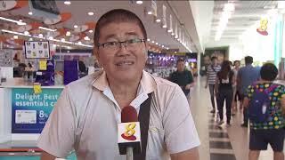 【冠状病毒19】超市特定购物时段乐龄居多 特设付款柜台获好评