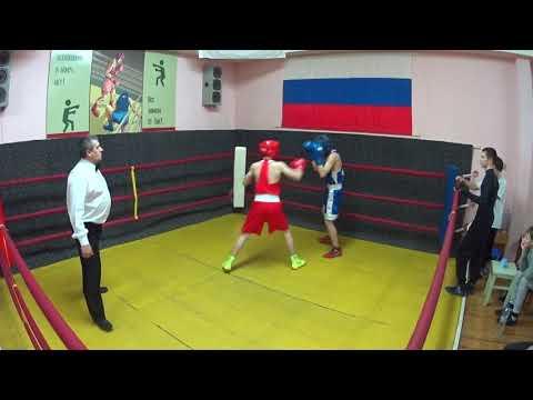 Бокс Сергей Колденков соревнования г. Кстово