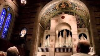 Pipe Organ Performance