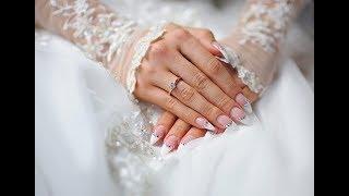 видео Свадебный маникюр невесты 2018-2019 – топовые идеи-новинки свадебного дизайна ногтей