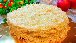 Потрясающий Торт БЕЗ ВЫПЕЧКИ за 15 минут - За Уши Не Оттащишь! Торт из вафельных коржей с зефиром