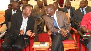 DP Ruto calls for tougher construction regulation