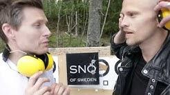 Snö of Sweden - Super Slow Motion Shotgun - Grönwall & Vikström