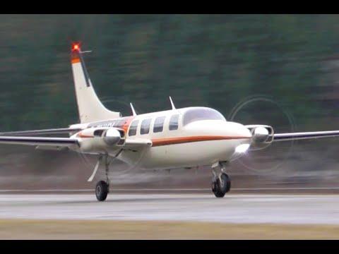 piper pa 60 601p aerostar takeoff youtube rh youtube com