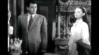 La Princesa que queria Vivir(1953) - Gregory Peck & Audrey Hepburn