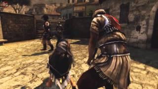 Assassin's Creed Revelations - трейлер мультиплеера rus