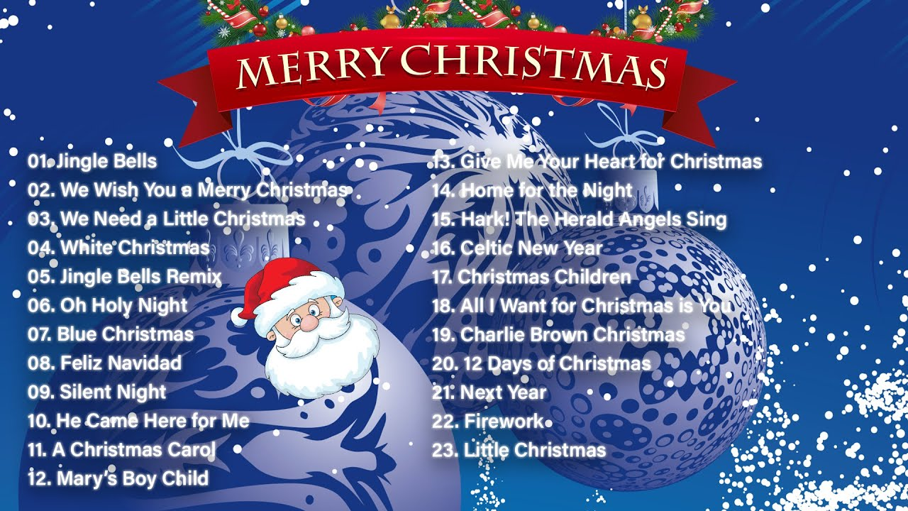 Best Christmas Songs 🎅🏼 Christmas Music Mix 2020 🎄 Top Christmas Songs Playlist