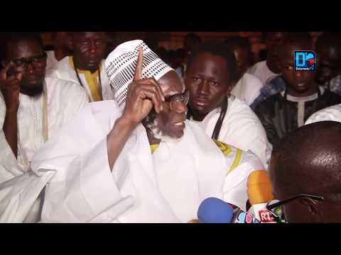MAGAL DE TOUBA   Serigne Mountakha Mbacké et Serigne Bass Abdou Khadre président la nuit des Khass