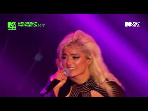 Bebe Rexha - The Way I Are Live in Bulgaria 2017