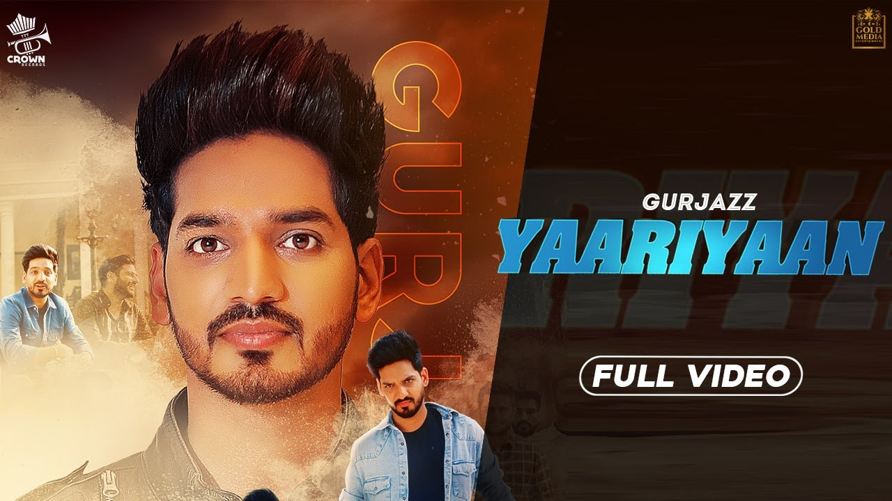 Yaariyaan (Official Video) Gurjazz | Jassi Lohka | Western Pendu | Latest Punjabi Songs 2019