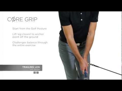 Core 12 – Trailing Leg – Core Grip Golf Lift Series (Male)