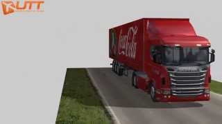 Scania G series with trailer
