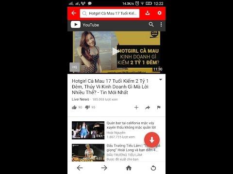 [Bạn Biết Chưa]Hướng dẫn Download video từ youtube về điện thoại
