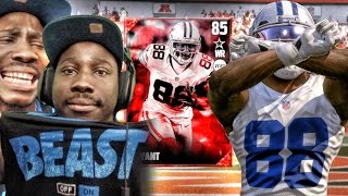 MADDEN 17 ULTIMATE TEAM GAMEPLAY - DEZ CAN'T BE STOPPED! Ep. 2