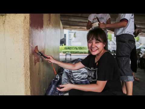 Brighter and Better ft Mina - Environmental project CHULA - BANGKOK THAILAND