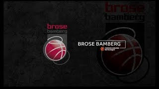 2017-18 Team Preview: Brose Bamberg