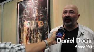 Into the Pixel Interview with ArenaNet