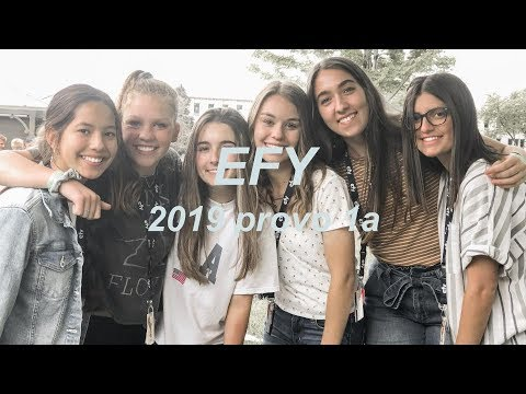 EFY 2019 PROVO VID!!