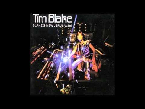 Tim Blake. Blake's New Jerusalem.