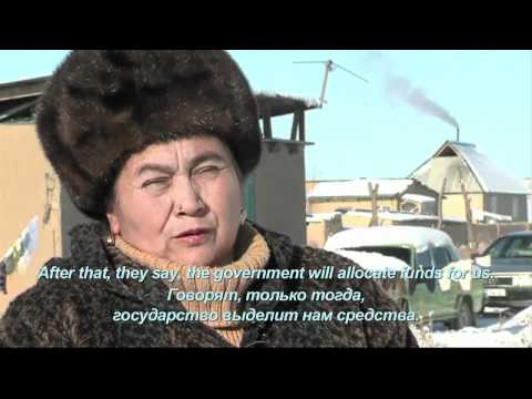 Equal Before the Law - Access to Justice in Central Asia