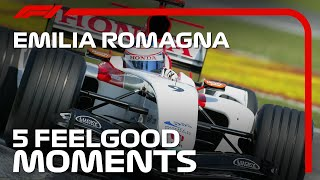 5 Feel Good Moments in Imola | Emilia Romagna GP