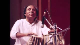 Ustad Faiyaz Khan, Tabla Solo in Teental, Delhi 1992