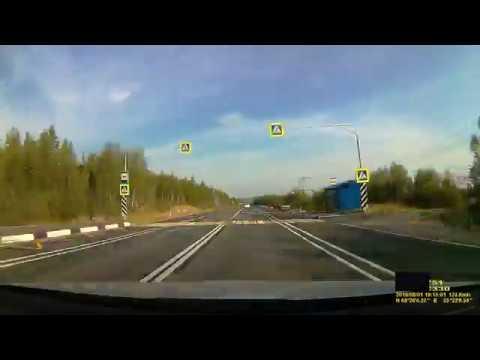 Мурманск - Кандалакша