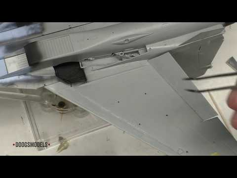 Su-35 Flankoff Part 13 - Bits and Pieces (GWH)