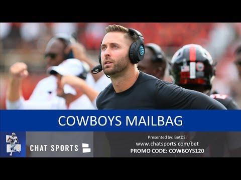 Cowboys Mailbag: Hiring Kliff Kingsbury, Signing Reuben Foster, Adding Le'Veon Bell & 2019 NFL Draft