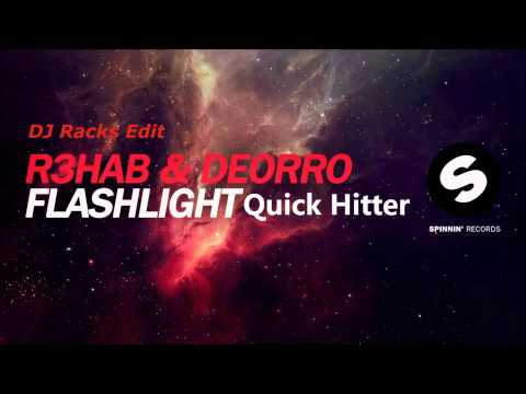 FLASHLIGHT R3HAB & DEORRO Quick Hitter + DL-HQ