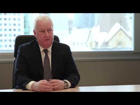 Scott McKenzie, SVP, provides advice to brokers