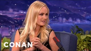 Malin Akerman & Tom Cruise Had A
