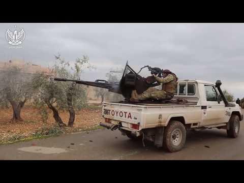 Afrin Operasyonu-TSK Ve ÖSO'nun Çatışma Anları