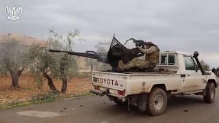 Afrin Operasyonu-TSK Ve ÖSOnun Çatışma Anları