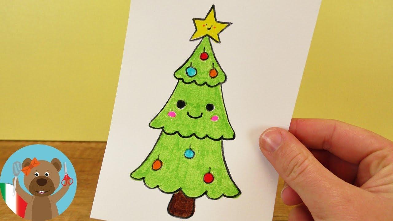 Decorazioni Natalizie Per Albero Di Natale Fai Da Te.Kawaii Albero Di Natale Disegnare Albero Di Natale Decorazioni Natalizie Fai Da Te