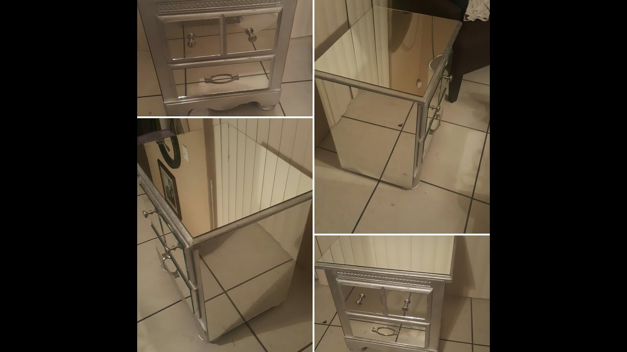 diy mirrored furniture. Diy Mirrored Furniture T