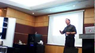 Advance Audio Conference 2013 - Control4 Training Part 3