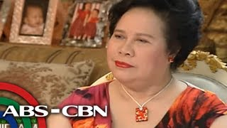 Download lagu Korina Sanchez talks to Sen. Miriam Defensor Santiago