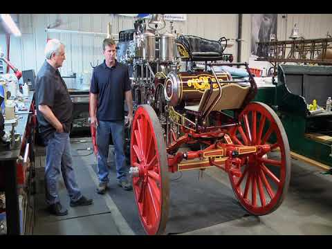Los Angeles County Fire Museum (full episode)