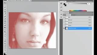 Видео урок №23 Фотошоп. Фотография в текст(Превращаем свои фотографии в набор символов (текст) и обратно из символов в фотографию. Урок выполнен в..., 2012-03-05T21:39:42.000Z)