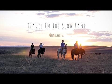 Mongolia : Travel In The Slow Lane with Nomadic Journeys [LATITUDES VAGABONDES HD 1080p]