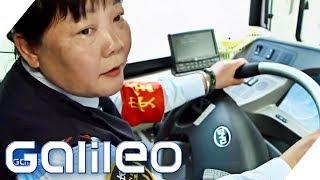 Shenzhen - Diese Stadt fährt nur mit Strom | Galileo | ProSieben