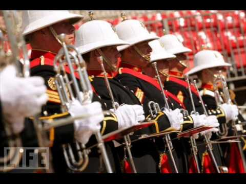 The Band of HM Royals Marines - Wellington