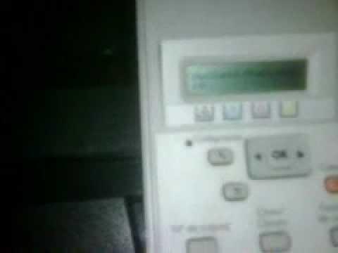 "HP Color LaserJet CM1312 MFP - Cómo quitar ""Error scanner 12"""