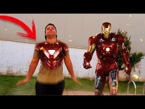 LA BATALLA DE IRONMAN DEFINITIVA!! LA NEW LEVEL COMPITE