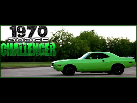 1970 Dodge Challenger Pro Touring Custom For Sale Youtube