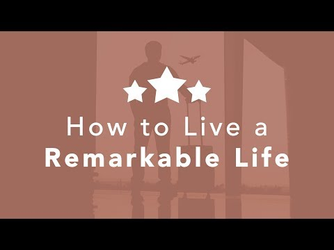 How To Live a Remarkable Life - Bruce Downes The Catholic Guy