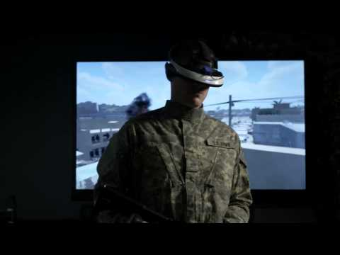VIRTUAL REALITY THERAPY Bravemind and STRIVE 1