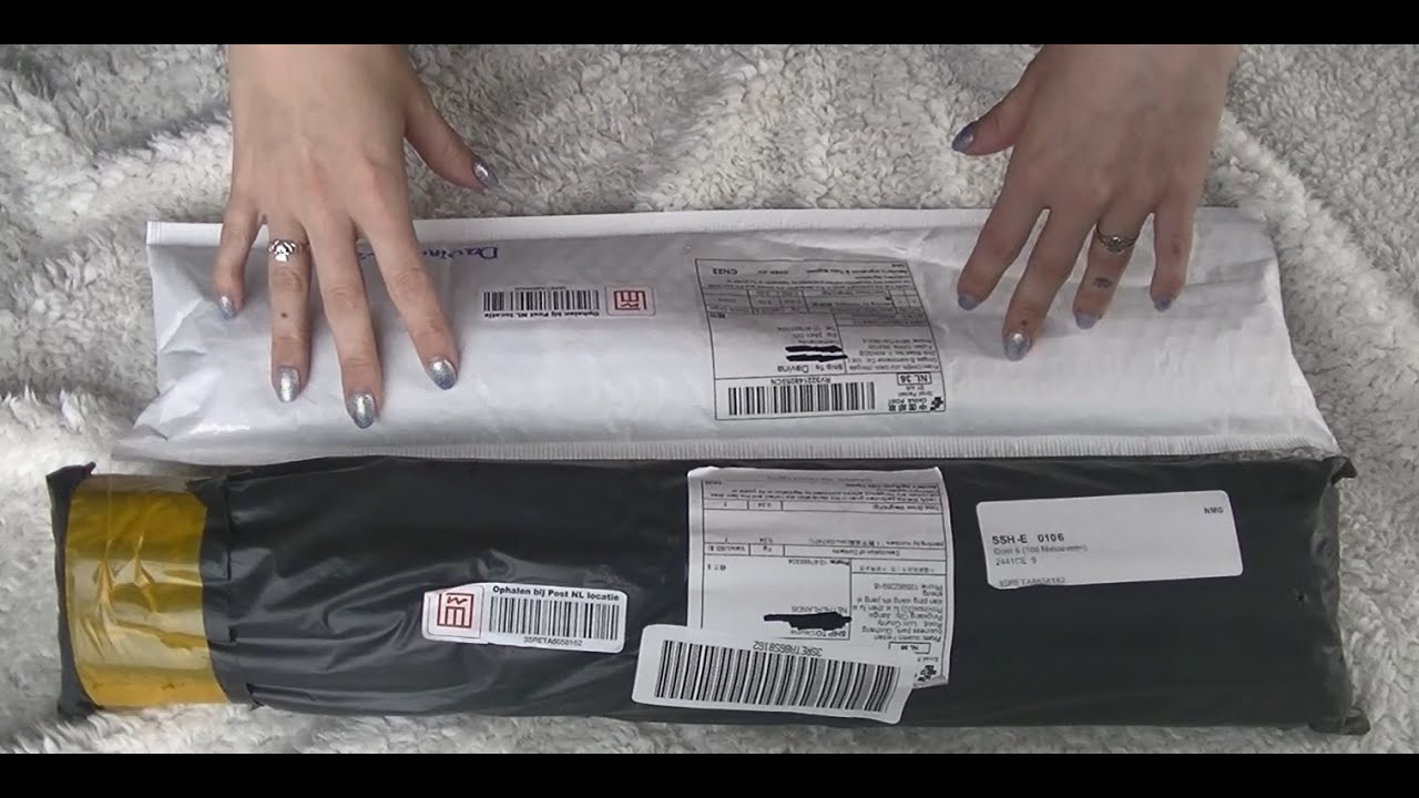 Unboxing 2x Paint By Number Kits From AliExpress