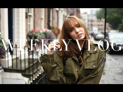 Weekly Vlog | New Hair and New Handbag!